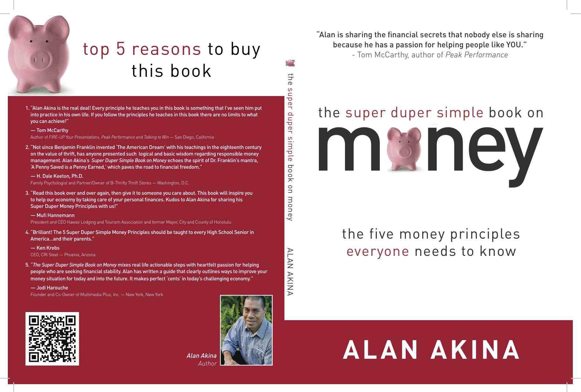The Super Duper Simple Book on Money